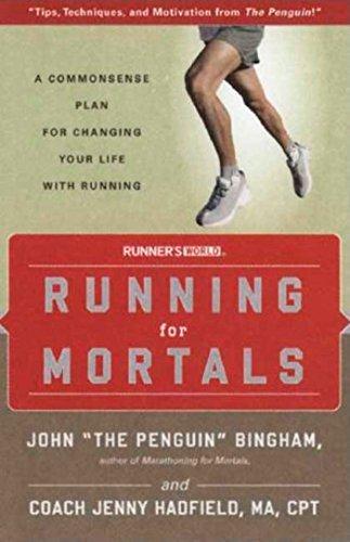 Running For Mortals par John Bingham