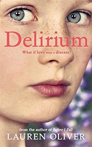Book cover for Delirium