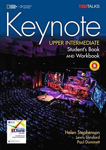 Keynote Upper Intermediate B (+ CD + DVD)