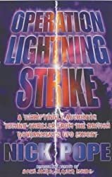 Operation Lightning Strike by Nick Pope (2001-10-01)
