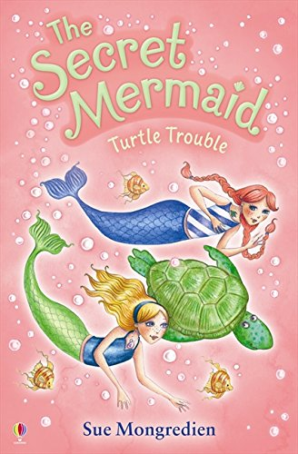 The Secret Mermaid. Turtle Trouble