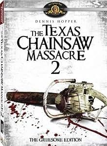 Texas Chainsaw Massacre 2: Gruesome Edition [DVD] [1986] [Region 1] [US Import] [NTSC]