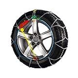 Audi 4e0091375Chaînes à neige Jeu de classe Confort pour 225/50R18–235/45R19–235/55R17–235/60R16–235/55R17–235/50R18