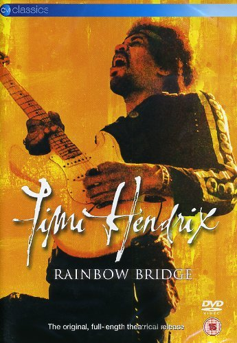 : Jimi Hendrix - Rainbow Bridge (DVD)
