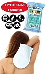 No-Rinse Body Wash Glove AquaTOTAL HYGIENE
