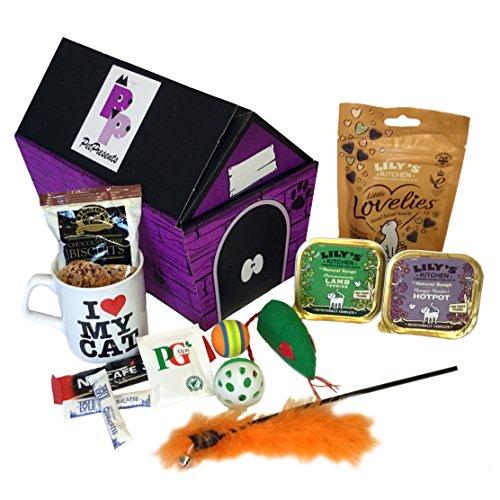 Cat Lover's Gift Hamper