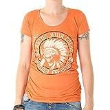 Yakuza Premium Damen T-Shirt 2135 orange