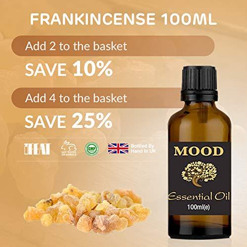 Weihrauch ätherisches Öl 100 ml natürliche Aromatherapie ätherische Öle Diffusor Brenner -