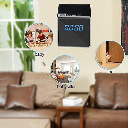 Reloj-Espa-Cmara-UYIKOO-Cmara-Oculta-Inalmbrica-1080P-Wifi-Reloj-Cuadrado-Cmara-con-Visin-Nocturna-Para-la-Cmara-de-Seguridad-para-el-Hogar-Soporte-IOS-Android-Vista-Remota