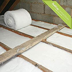 Itch Free Loft Thermal Construction Insulation Roll - 8 Metre x W370 mm x T110mm