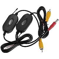 ZYCX123 Transmetteur sans Fil RCA Professional Récepteur Voiture sans Fil 2,4 GHz Récepteur pour Vision arrière du véhicule Moniteur de Connexion