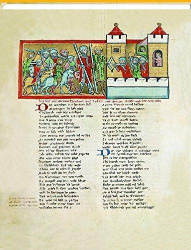 Wolfram von Eschenbachs Willehalm: Österreichische Nationalbibliothek, Wien, Codex Vindobonensis 2670 (Glanzlichter der Buchkunst)