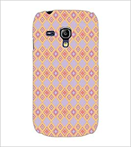PrintDhaba Pattern D-5166 Back Case Cover for SAMSUNG GALAXY S3 MINI (Multi-Coloured)