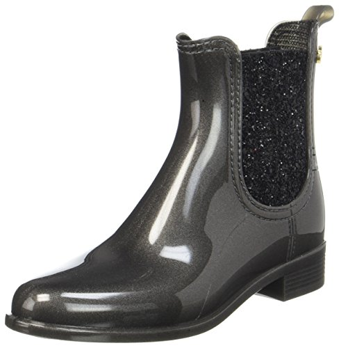 Lemon Jelly Sardenha, Chelsea Boots Femme, Gris, Taille Unique Grau (Metal Grey)