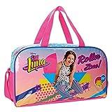Disney Soy Luna Roller Zone Bolsa de Viaje, 45 cm, 23.4 Litros, Multicolor