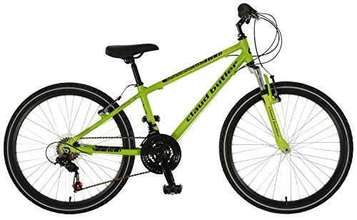 Claud Butler Battleaxe 24`` Boys Bike - 18 Speed (2016)