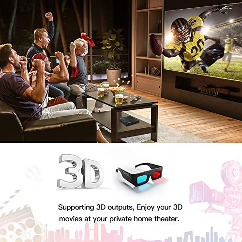 Zoom IMG-3 android tv box 9 0
