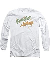 Forrest Gump – guisantes y zanahorias camisa de manga larga ...