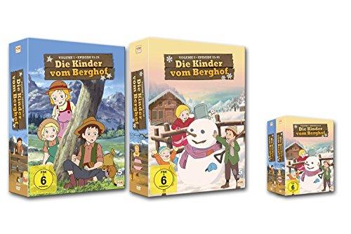Vols. 1+2 (10 DVDs)