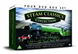 BRITISH STEAM CLASSICS 4 DVD Gift Set [UK Import]