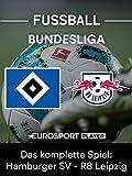 Das komplette Spiel: Hamburger SV gegen RB Leipzig 3. Spieltag