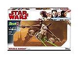 Revell 03613 - Modellbausatz Star Wars 1:172 - Republic Gunship im Maßstab 1:172, Level 3, orginalgetreue Nachbildung mit vielen Details