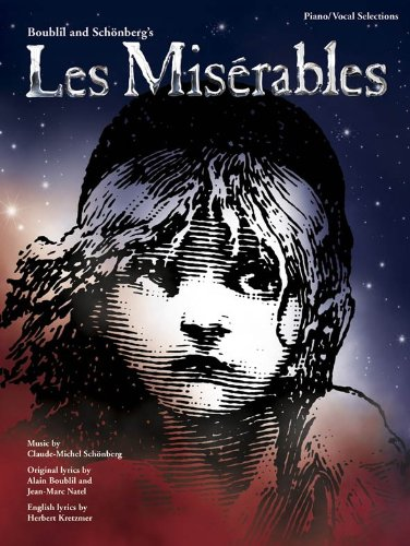 Alain Boublil/Claude-Michel Schonberg: Les Miserables - Piano/Vocal Selections (Update). Sheet Music for Piano, Vocal & Guitar
