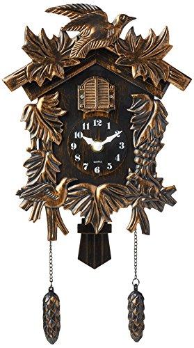 WALPLUS orologio a cucù stile vintage Wall Art Home - per soggiorno,...