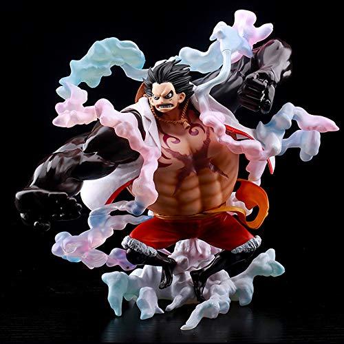 LIGHT LJ Luffy Action-Figur Figuarts One Piece Charakter Figma Für Kinder Und Anime-Liebhaber Oder Benutzt Für Hauptdekoration 28CM