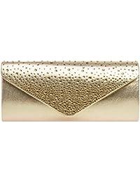 cd1dccef2d6b1 Suchergebnis auf Amazon.de für  Gold - Handtaschen  Schuhe   Handtaschen