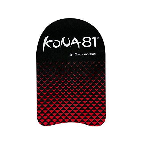 Barracuda kona81Zubehör–Schwimmen Kickboard Dynamic klassischen, rot Schwimmen Zubehör