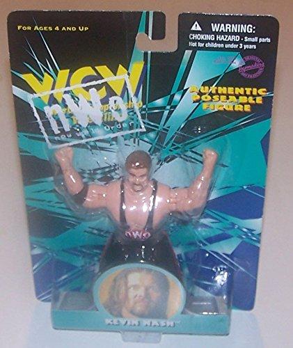 *Vintage* WCW/NWO (WWE) Wrestling Actionfigur KEVIN NASH (DIESEL), ca. 13cm (Wwe-diesel-spielzeug)