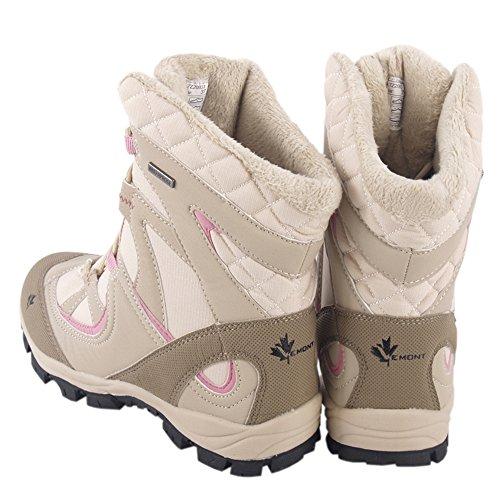 Vemont Schuhe Trekking fur Damen (2083) Beige