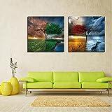FAYM-Home Decor handgemalte Ölgemälde und keinen Rahmen Poster Gemälde