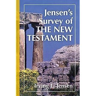 Jensen's Survey of the New Testament by Irving L. Jensen (1981-05-26)