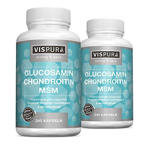 Glucosamin + Chondroitin