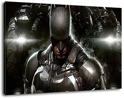 Arkham Robin Costumes - Dark Batman Arkham Format 80x60 cm terminé