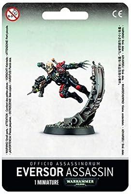 Eversor Assassin 52-13 - Officio Assassinorum - Warhammer 40,000