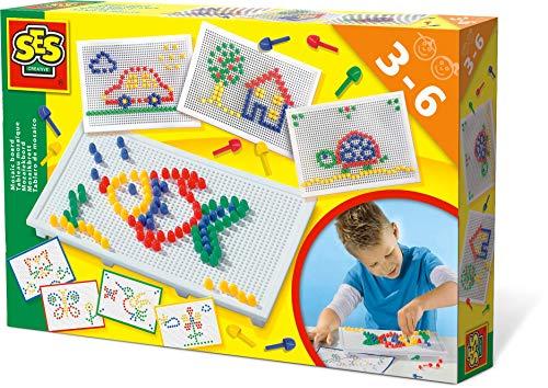 SES Creative 14848 Mosaike, gelb (Kinder Mosaike Für)