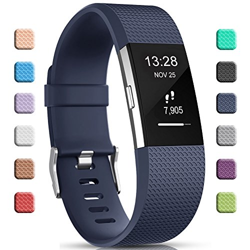 Gogoings Correa Fitbit Charge 2 Pulsera Ajustable