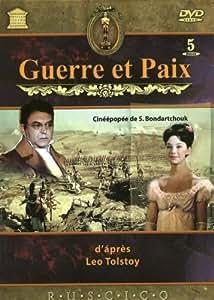 Guerre et Paix - Coffret 5 DVD