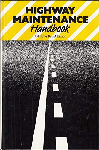Highway Maintenance Handbook -