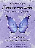 J'ouvre mes ailes : Cartes de la transformation (livre + jeu)