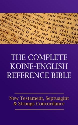 Greek english lexicon of the septuagint pdf download