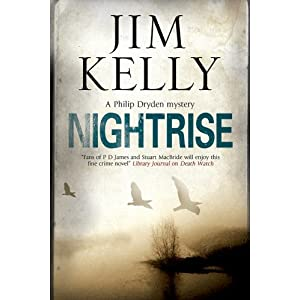 Nightrise (A Philip Dryden Mystery Book 6)