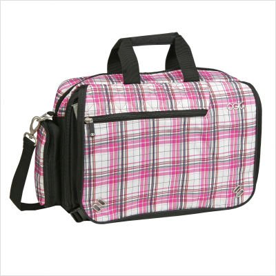 OGIO Laptoptasche Street City Corp, pink plaid, Street City_283, 23 Liter (Plaid-damen-laptop-tasche)