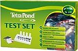 Tetra 747128 Pond Test Set (Wassertest-Set zur zuverlässigen Bestimmung von vier wichtigen Wasserwerten im Gartenteich)