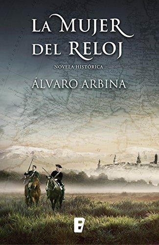 La mujer del reloj por Álvaro Arbina