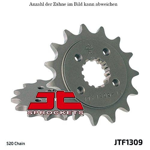 Ritzel 16 Zähne für Hurricane 500 S Flat Baujahr 2009-2015 von jtSprockets -