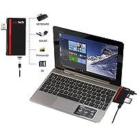 "Navitech USB 3.0 Adaptateur de carte mémoire avec SD / Micro SD Slots pour ASUSTransformer Mini T102HA 10.1"" / ASUSTransformer Book T101HA 10.1"""